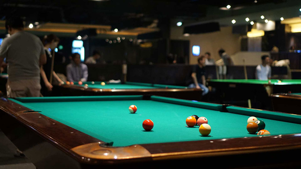 Pool Table Setup >> Pool Table Setup Seattle Solo Pool Table Installations